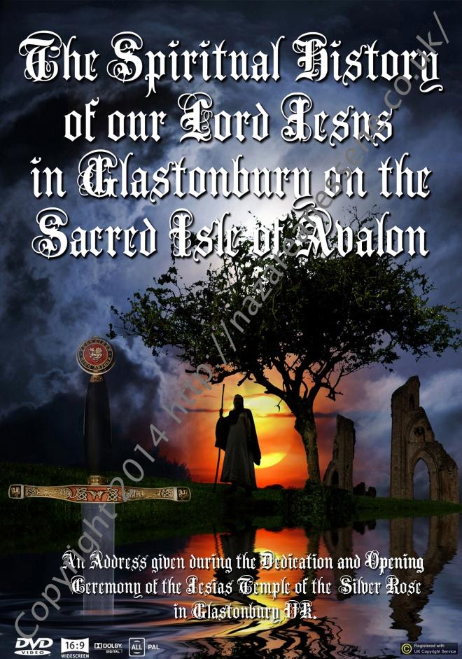 DVD front cover -Copyright 2014 https://nazareanessene.co.uk/