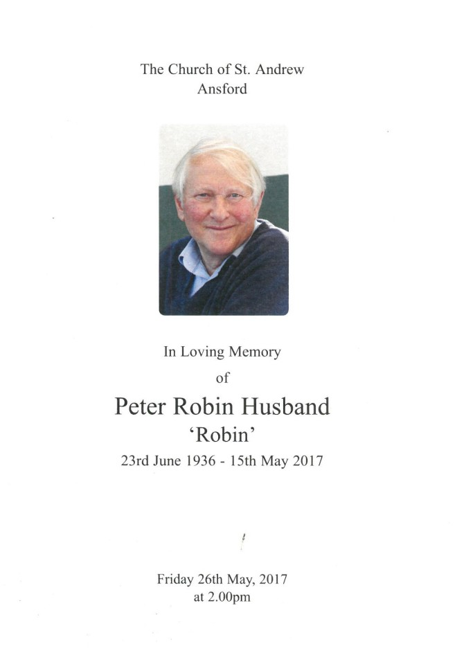 Robins Funeral