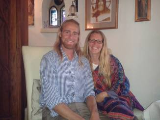 Chris and Katharine Kinnie_24 June 2017_World Fairy Day Interviewers
