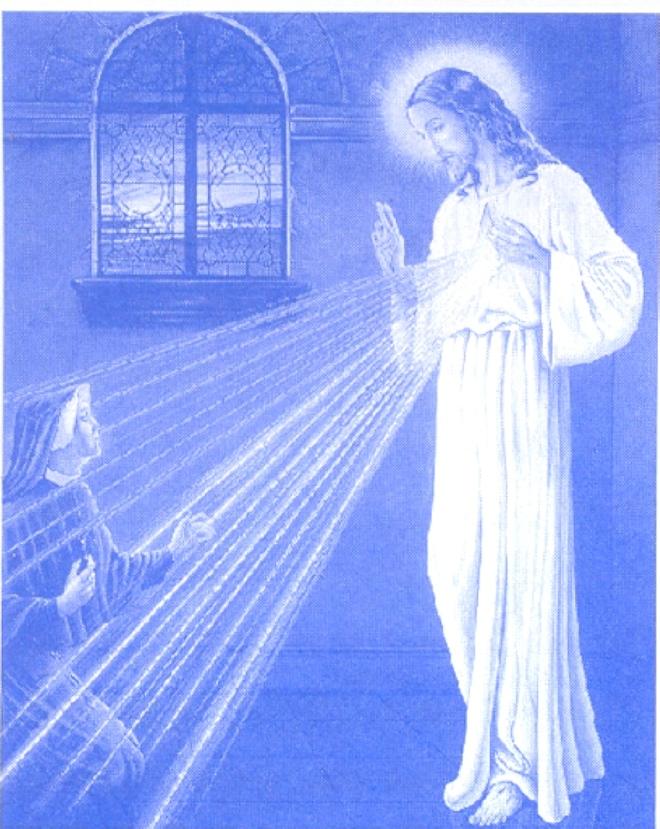 YESHUA and Nun_aparicion-de-jesus-de-la-misericordia-a-samya-maria-faustina2