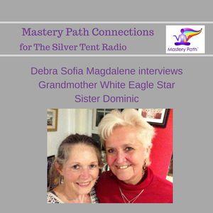 Debra Sofia Magdalene and I_16 April 2018_Silver Tent Radio