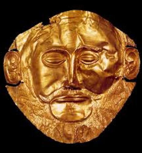 Agamemnon-Mask
