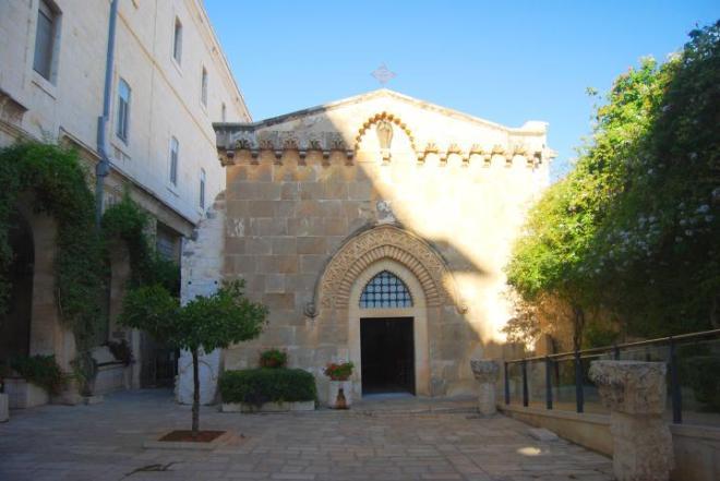 Church of FlagellationCJ Jerusalem