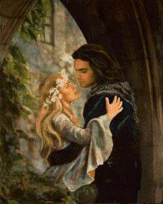 Lancelot and Guinevere Painting_21731013_1441719989209252_8413625139545976004_n