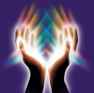 Rainbow Light Auraed Hands_MANOS D COLORES