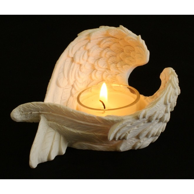 Angel Wings Tea Light Holder-1000x1000